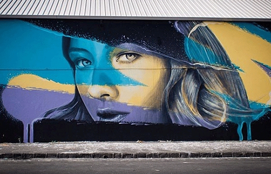 New portraits of women from Rone