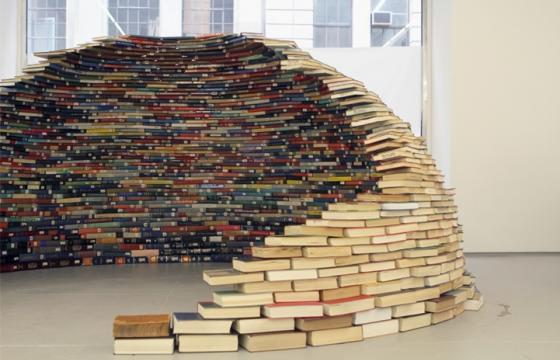 The Book Igloo by Colombia's Miler Lagos