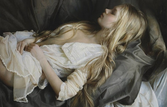 Serge Marshennikov's Sleeping Beauties