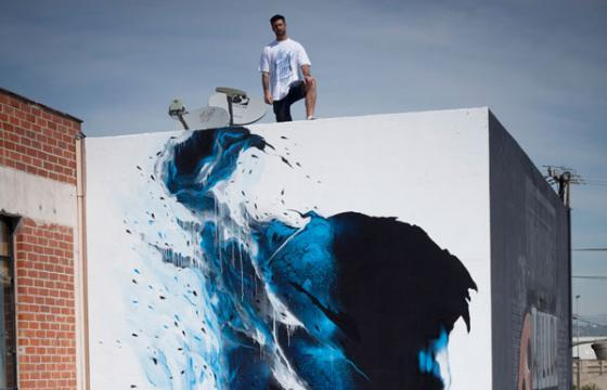 New Askew Mural in Los Angeles