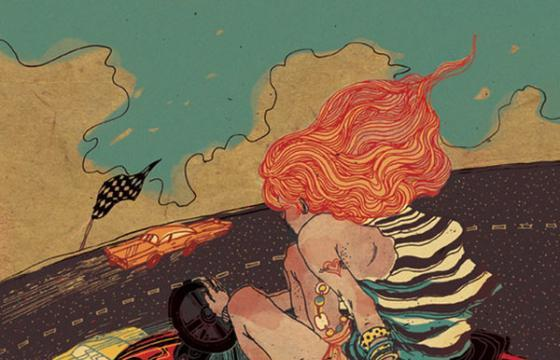 Travelling with Victo Ngai