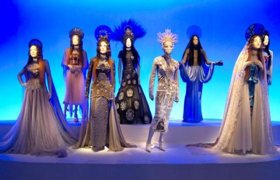 The Fashion World of Jean Paul Gaultier @ de Young, SF
