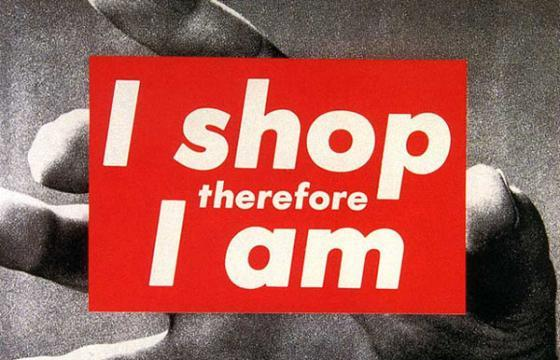 Shepard Fairey on Barbara Kruger