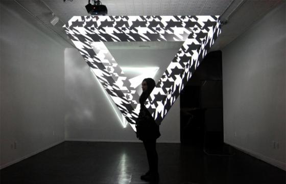 Light and Projection by Dev Harlan