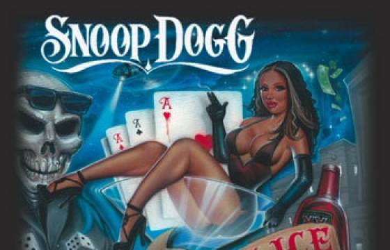 Snoop Dogg x Estevan Oriol x Mister Cartoon: Create Snoop Dogg new album cover