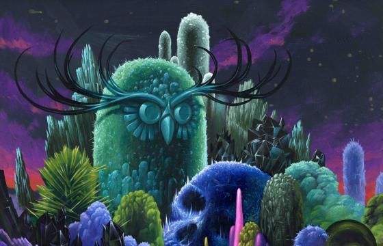 "Preview: Jeff Soto ""Decay and Overgrowth"" @ Jonathan LeVine Gallery, NYC"