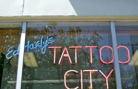 Featured Tattoo Shop: Tattoo City, San Francisco