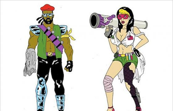 Major Lazer to have Adult Swim Cartoon Show