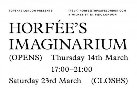 Upcoming: Horfee's Imaginarium in London