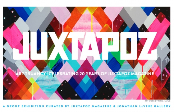 OPENING TONIGHT - Art Truancy: Celebrating 20 Years of Juxtapoz Magazine