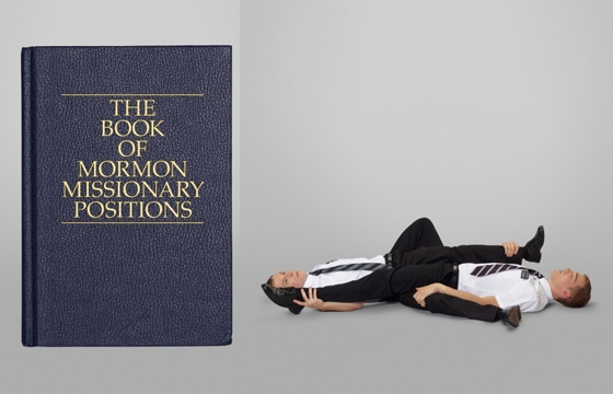 Book Of Mormon Missionary Positions