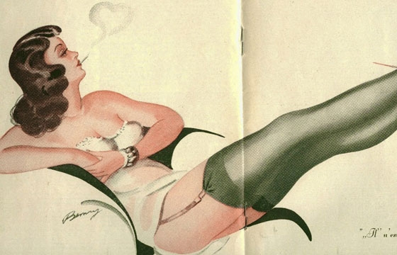 Early Dutch Pin-Ups