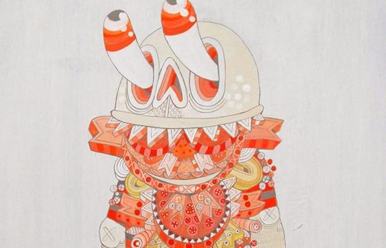 "Kelly Tunstall & Ferris Plock ""Loading"" @ Fecal Face Dot Gallery, SF"