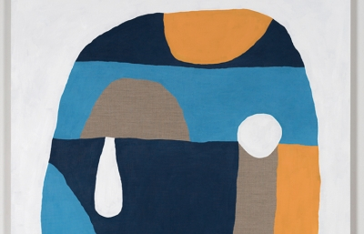 Cody Hudson and Tessa Perutz Make Beautiful Abstractions