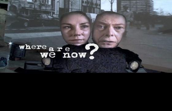 "Music Video: Davie Bowie ""Where Are We Now?"" by Tony Oursler"