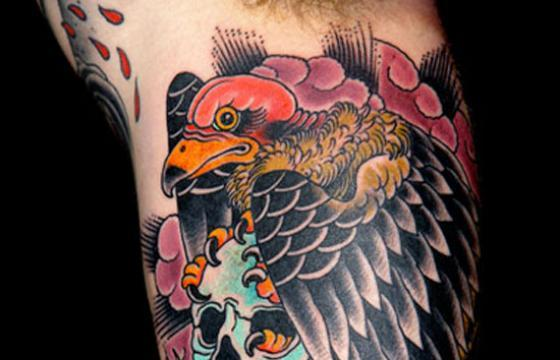 Grez at Kings Avenue Tattoo