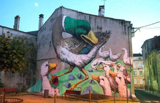 Ericailcane in Niort, France
