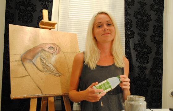 Back Talk: Linnea Strid