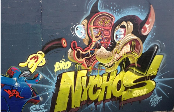 Nychos in Los Angeles