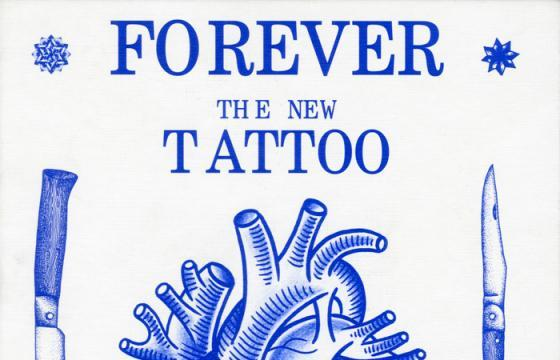 "Book Review: ""Forever The New Tattoo"""