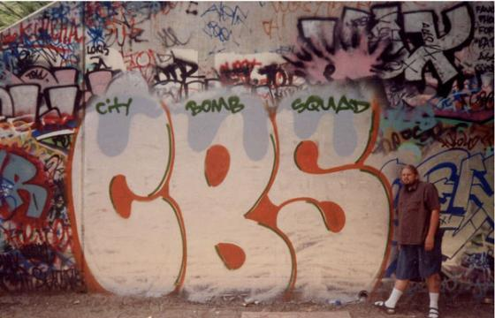 City Bomb Squad by Sk8