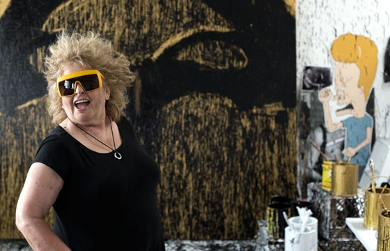In the Magazine: Joyce Pensato
