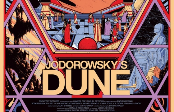 "Trailer: ""Jodorowsky's Dune"" directed by Frank Pavich"