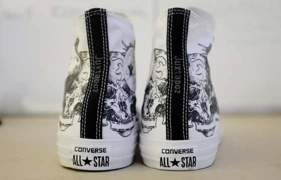 Converse Collaborations Feat. Caleb Neelon, David v. d'Andrea, Steve Harrington