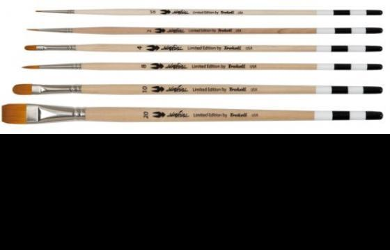 Greg Simkins Limited Edition Brush Set