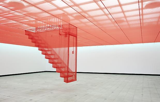 Fabric Architectural Installations by Do Ho Suh