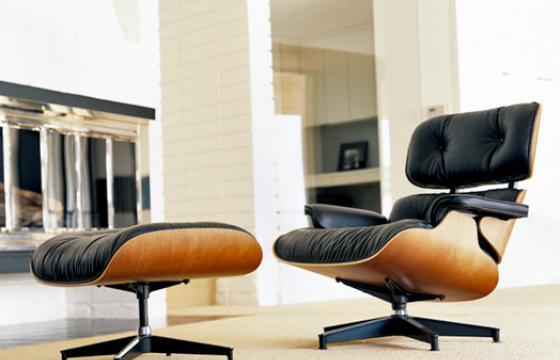 Making an Eames Lounge Chair Video