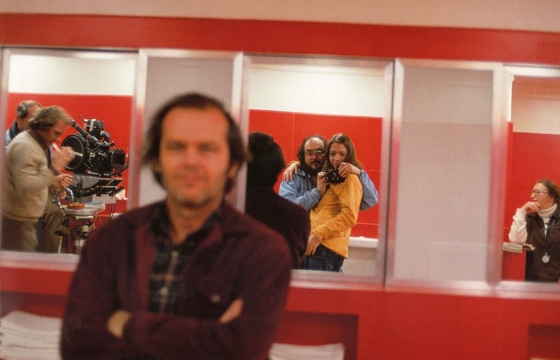 "Best of 2013: Behind the Scenes Photos from ""The Shining"""