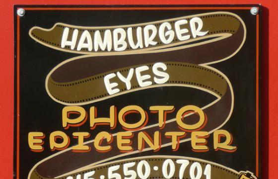 Never Heard Of Yah: Hamburger Eyes Photo Epicenter Visit