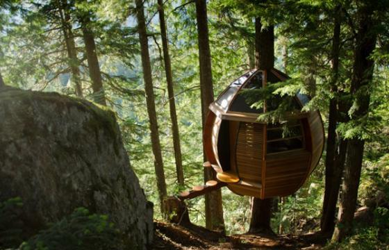 The Hemloft in British Columbia