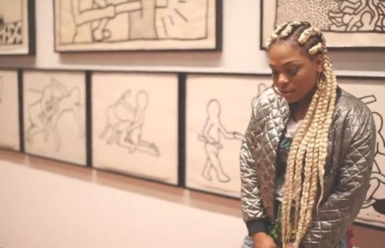 TT The Artist Live @ De Young Muesum & Juxtapoz Keith Haring Party