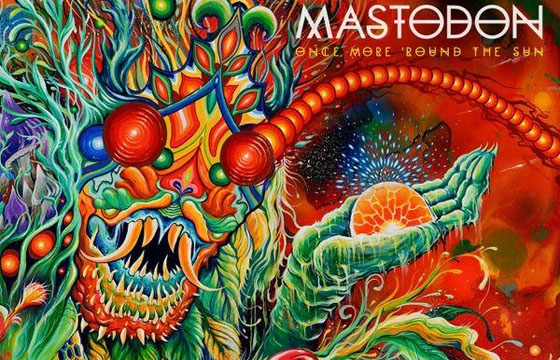 Watch: Skinner Talks Album Artwork with Mastodon