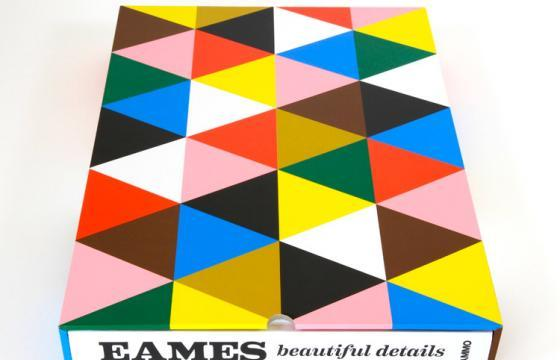 """EAMES: Beautiful Details"" Book Release"