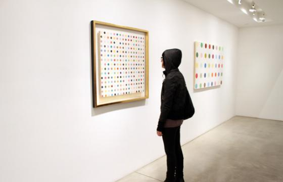 In L.A.: Damien Hirst @ Gagosian Gallery, Beverly Hills