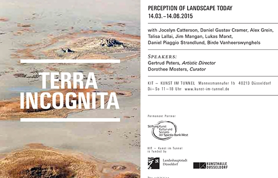 """Terra Incognita - Perception of Landscape Today"" @ Kunsthalle Dusseldorf, Germany"