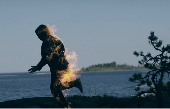 "Music Video: SMALL FEET ""Rivers"" by Oskar Wrangö"
