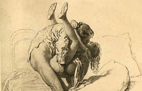 Mihály Zichy: 19th Century Erotic Art