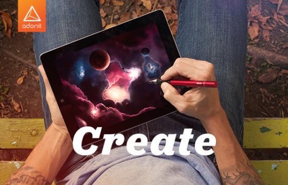 "Adonit ""Create"" Video and Campaign"