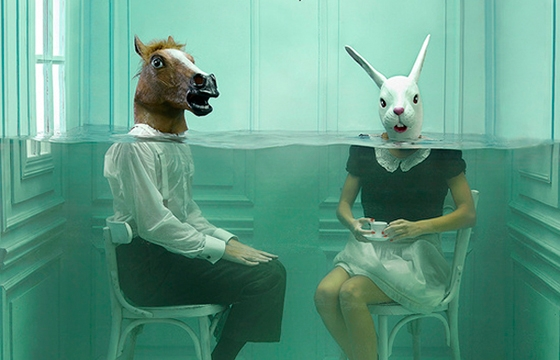 """The Unseen"" by Lara Zankoul"