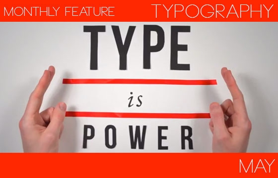 An Animated History of Typography