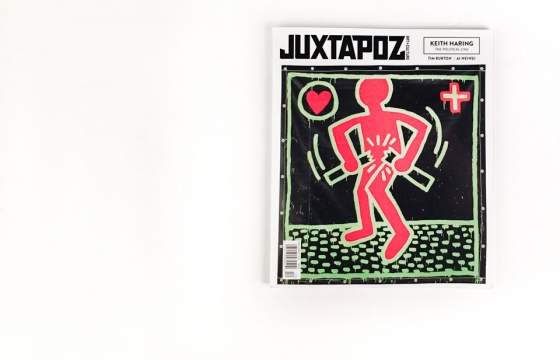 December 2014 - Keith Haring: The Political Line