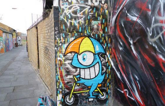 Pez in London