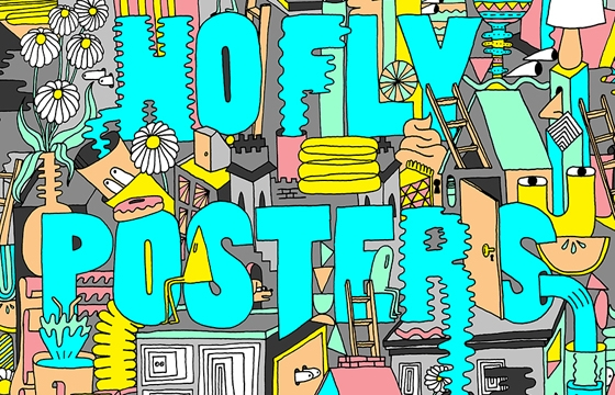 "The ""No Fly"" Poster Series"