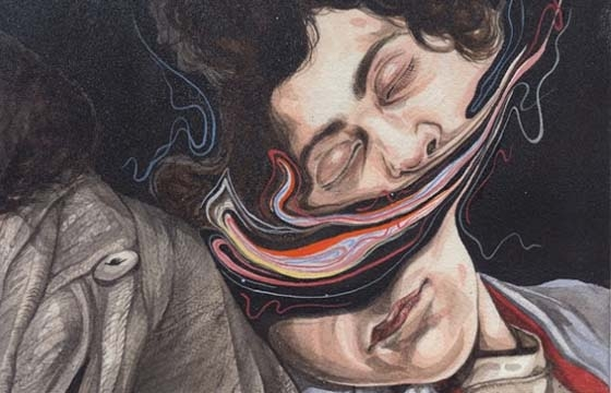 The Surreal Drawings of Henrietta Harris