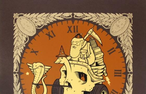 "Jeremy Fish ""Time Marches On"" Print Release"