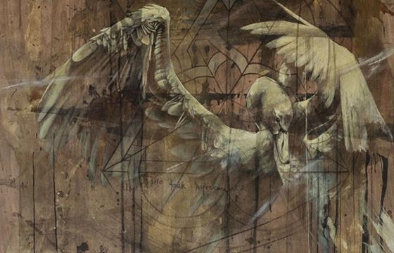 "Faith47's New Exhibition ""Aqua Regalia – Chapter Two"""